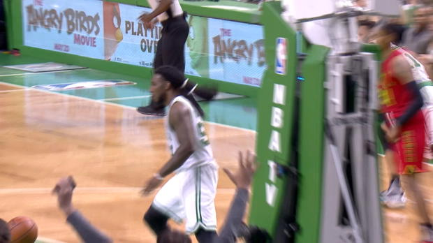 Play of the Day: Jae Crowder