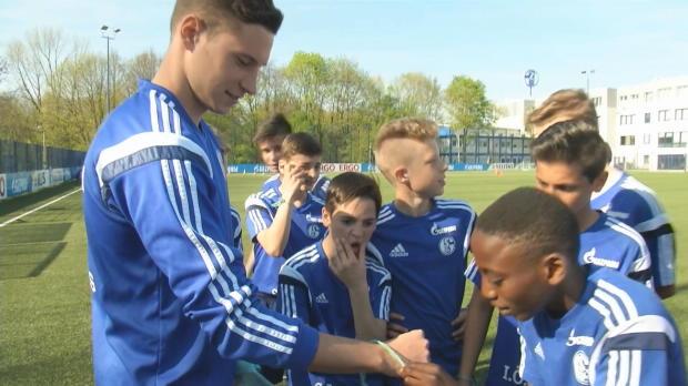 Fußball: Draxler und der Schalker Nachwuchs