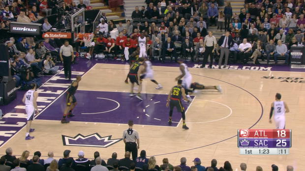 Assist of the Night: Rajon Rondo