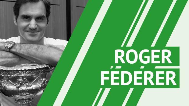 Roger Federer – Der, der niemals vergessen wird