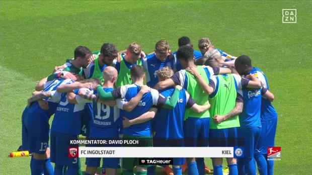 FC Ingolstadt 04 - Holstein Kiel
