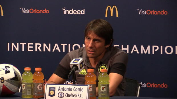 ICC: Conte: Das ist der Grund für Fabregas Foul