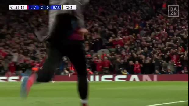 Anfield steht Kopf! Wijnaldum zum 3:0 | Champions League Viral