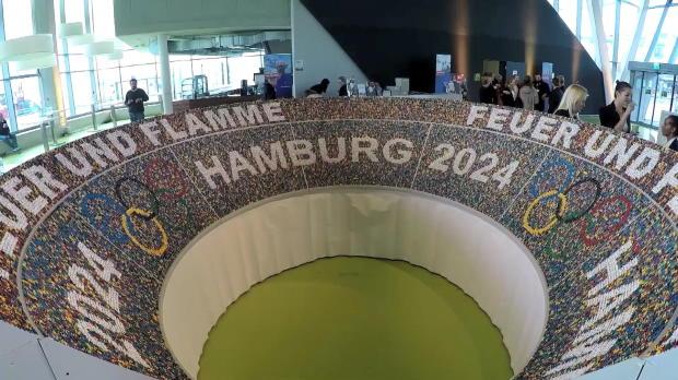 "Olympia 2024: Hamburg ""Feuer und Flamme""?"