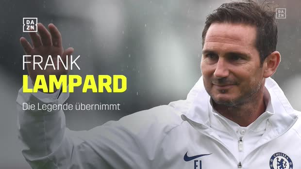 Frank Lampard - Eine Legende kehrt zurück