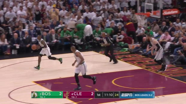 WSC: LeBron James (46 points) Highlights vs. Boston Celtics, 05/25/2018