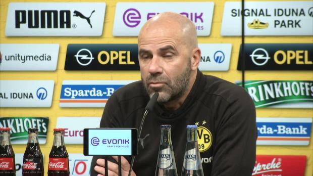 Bosz schwärmt über Götze-Leistung und DFB-Serie