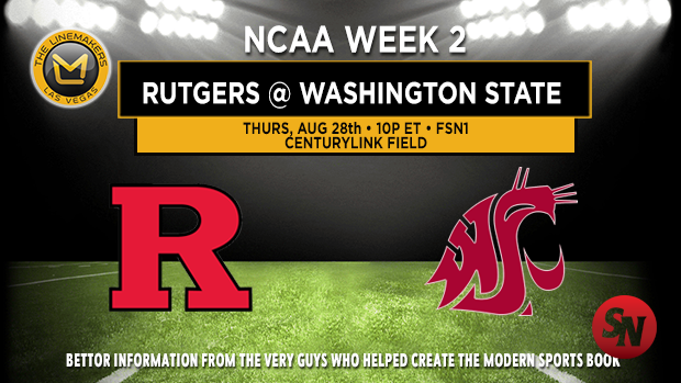 Rutgers vs. Wash. St.