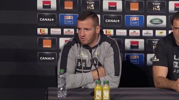 Top 14 - Finale : Lopez : 'La Coupe du monde est dans un coin de ma tête'