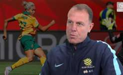 Coach Alen Stajcic says the Westfield Matildas want to put on a great show against Brazil, a nation he says has been Australia's greatest rival in recent years.