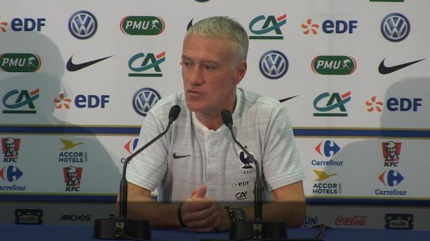 Deschamps sicher: Zidane wird Frankreich-Trainer