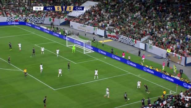 Gold Cup: Mexiko - Kanada