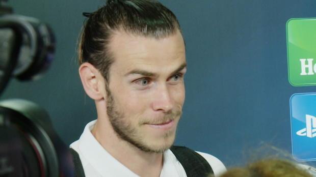 """Bale zu Finalsieg daheim: """"Einfach unglaublich"""""""