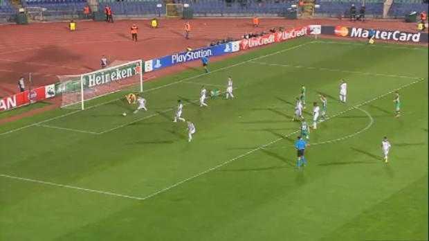 LdC : Ludogorets Razgrad 1-0 FC Bâle