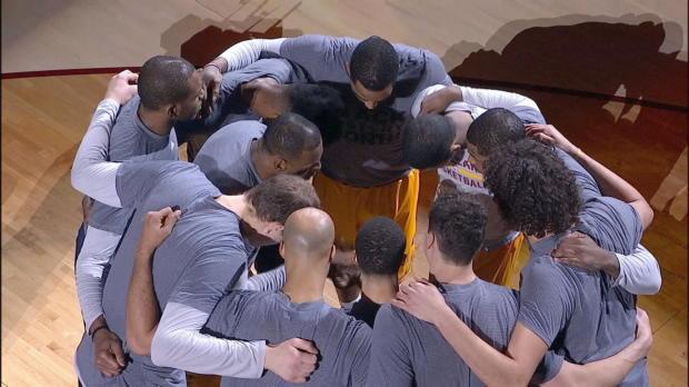 Pelicans vs. Cavaliers