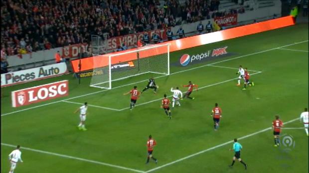 كرة قدم: الدوري الفرنسي: ليل 2-3 بوردو
