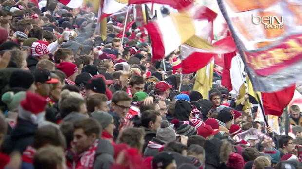 Bundes : Mayence 1-1 Stuttgart