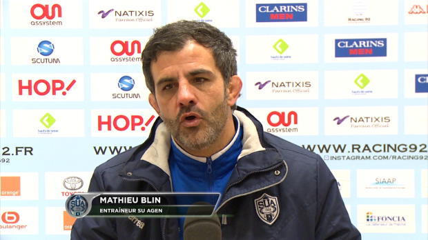 Top 14 - 17e j. : Blin : 'Limite un peu ridicule'