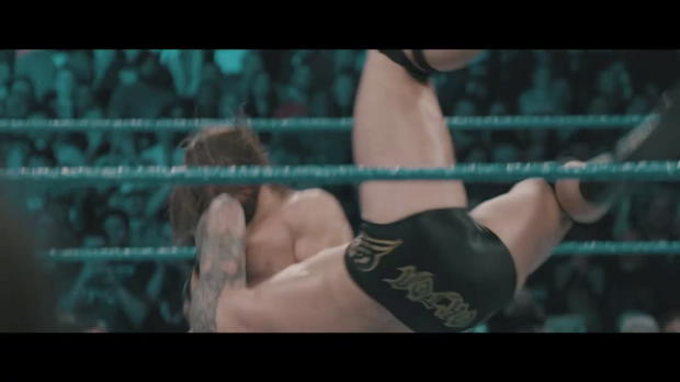 A phenomenal look at AJ Styles en route to WWE Clash of Champions: WWE.com Exclusive: Dec. 17, 2017
