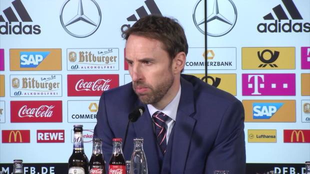"""England: Southgate würdigt """"Poldi-Märchen"""""""