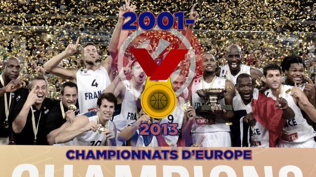 Basket : FIBA - Basket (H) - Parker, la fin amère pour une génération dorée