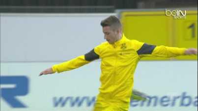 Bundes : Paderborn 2-2 Dortmund