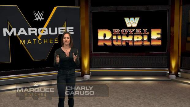 WWE Marquee Matches sneak peek (WWE Network Exclusive)