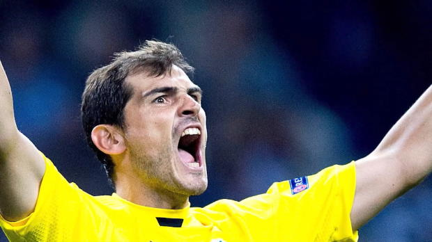 Casillas: Meilenstein in der Champions League