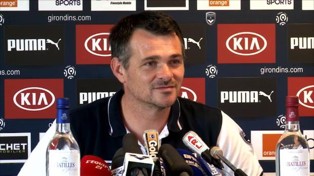 """Foot : Girondins - Sagnol : """"Au Bayern, les gifles et les coups de poings, c'était souvent !"""""""