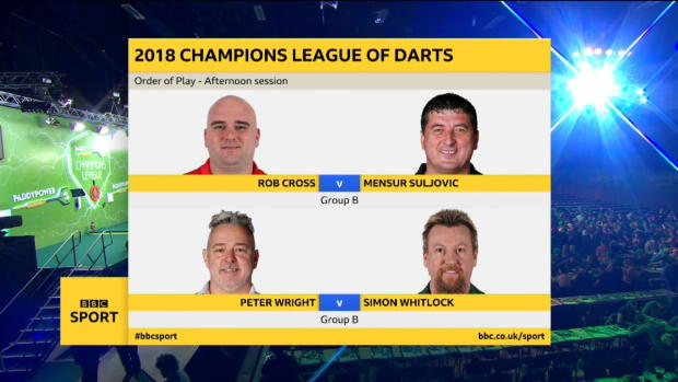 Champions League of Darts - Tag 1 Session 1