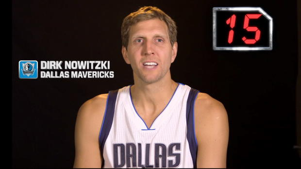 24 Seconds: Dirk Nowitzki - NBA World