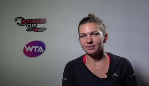 Halep Interview: WTA Montreal 3R