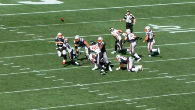 freeD: Whitney Mercilus sacks Brady, forces fumble and Clowney returns it for TD