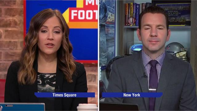 Ian Rapoport: Pittsburgh Steelers are listening to trade offers for running back Le'Veon Bell