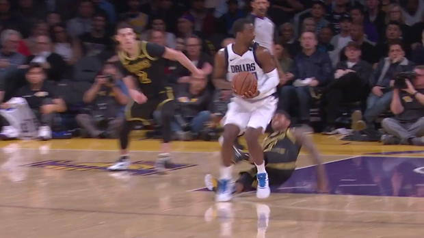 WSC: Harrison Barnes (19 points) Highlights vs. Los Angeles Lakers
