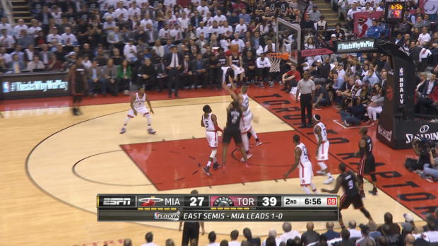 Play of the Day: Hassan Whiteside