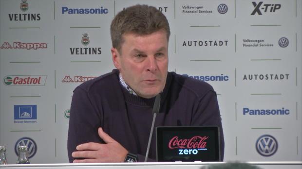 Équipe surprise de la Bundesliga cette saison, Wolfsburg a réalisé une performance majuscule vendredi soir en croquant le Bayern Munich leader du championnat (4-1). Pour le plus grand bonheur de son entraîneur.