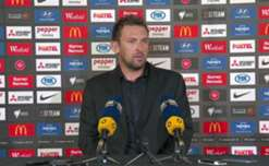 Wanderers coach Tony Popovic praised his side's performance but lamented their precision in front of goal in a 0-0 draw with Victory.