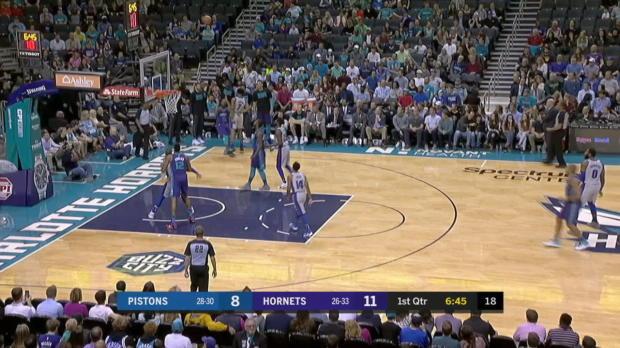 GAME RECAP: Hornets 114, Pistons 98