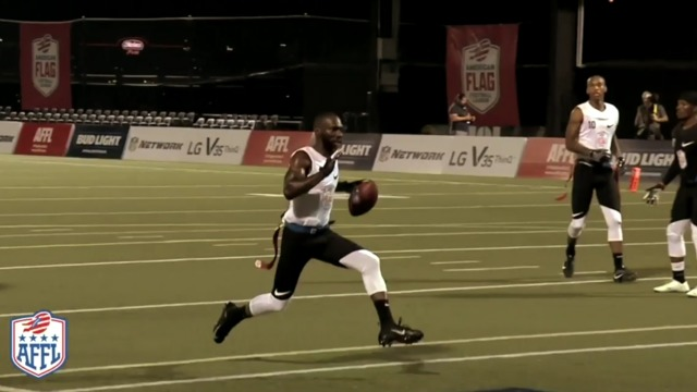Fighting Cancer's journey to the AFFL finals
