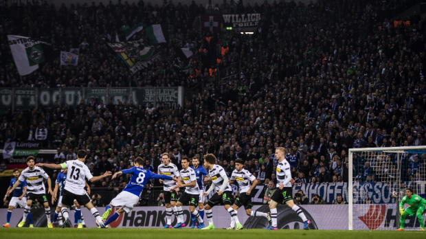 Showdown zwischen Gladbach und Schalke 04
