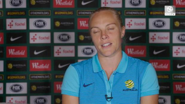 Matildas 'deserved' win over USA: Butt