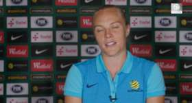 Tameka Butt says the Westfield Matildas fully deserved their 1-0 win over USA at the Tournament of Nations.