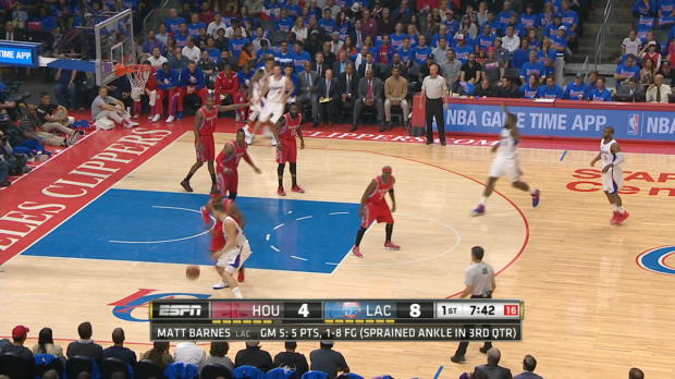 Rockets vs. Clippers Game 6