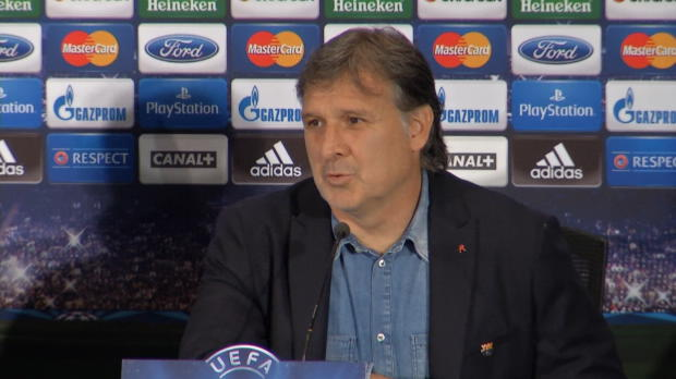 LDC - Quarts, FC Barcelone, Martino : 'Eviter les prolongations'
