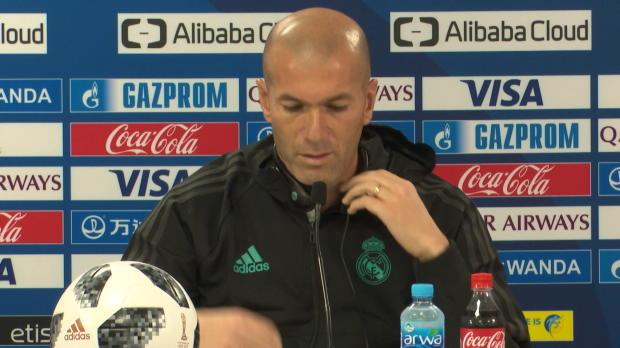 Zidane: Ronaldo ist der Beste der Welt