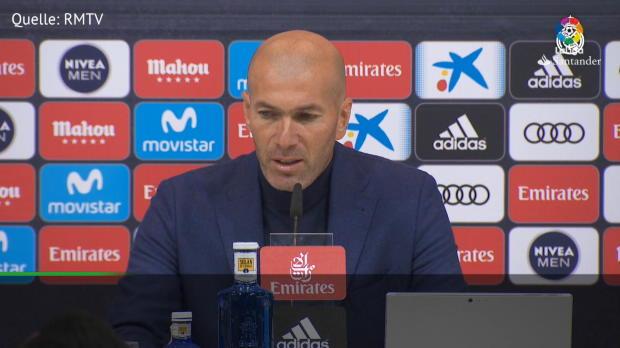 Zidane tritt ab! Das Beste seiner Abschieds-PK