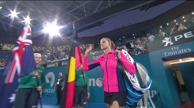 WTA Finale Auckland Classics