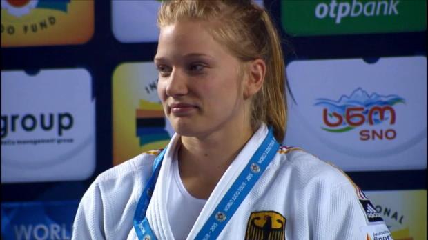 Judo: Deutsche Nachwuchshoffnung in Goldform
