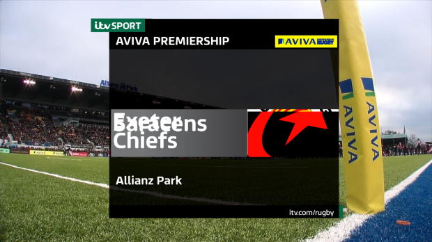 Aviva Premiership - Highlights - Saracens v Exeter Chiefs